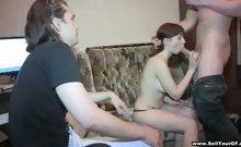 Watching slut fuck is arousing
