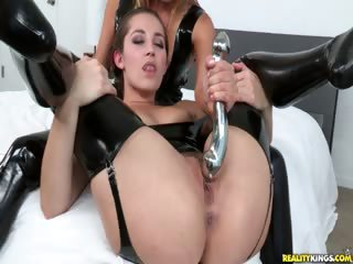 Porno Video of These Hot Babes Love Eating Pussy All Day Long.