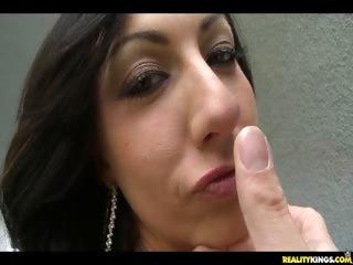 Porno Video of Tiffany Gets Her Tight Pussy Fucked Hard.