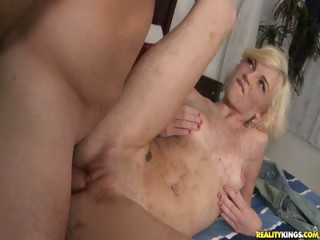 Porno Video of Laacey Gets Her Sweet Pussy Pounded.