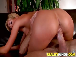 Porno Video of Vicktoria Riding A Huge Cock.