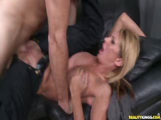 Porn Tube of Stephany Gets Pounded Hard In Missionary Position.