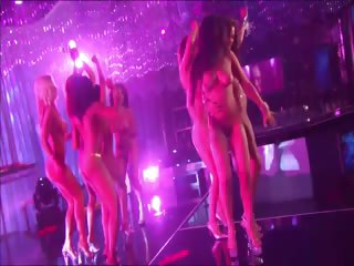 Porn Tube of All Night Party Girls