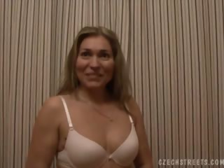 Porno Video of Czech Streets - Milf Eva