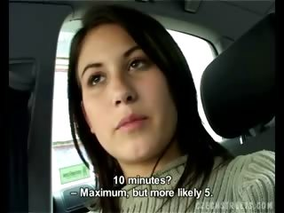 Porn Tube of Czech Streets - Veronika