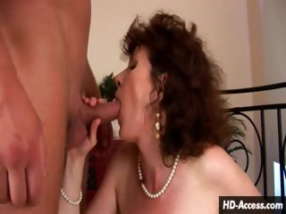 Porno Video of Horny Milf Begs For More Fucking