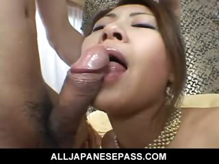 Porno Video of Nana Nanami Is Skull Fucked By An Uncut Cock Until She Is Filled With Cum