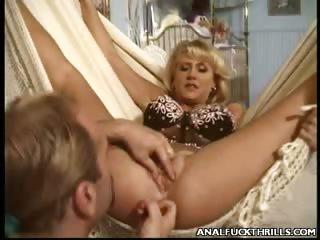 Porno Video of Jenny Mckenzie's Butt Fucking