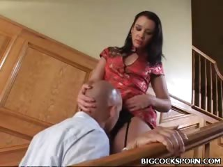 Porno Video of Nasty Pornstar Begs For A Big Cock