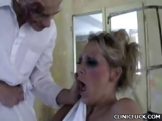 Porn Tube of Sexy Nurses Enjoy Threesome Banging