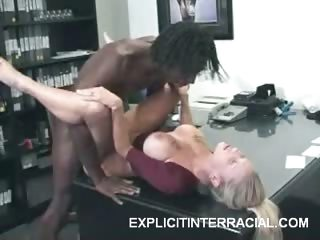Porno Video of Candy Apples Interracial Bang