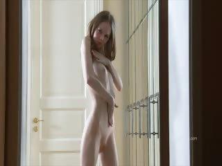 Porno Video of Skinny Sweetie