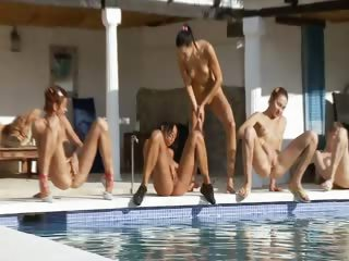 Porno Video of Young Sexy Talents