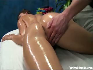 Sex Movie of Chanel Seduced And Fucked Hard By Her Massage Therapist