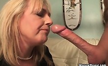 After Deep Throat she received that cock with such a joy