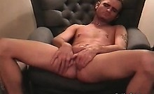 Very sexy boy with nice body and cute, pretty face gets