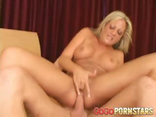 Porn Tube of Charming Blonde Pornstar Sophia Getting Bubble Ass Fucked By A Monster Cock