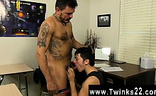 Gay movie of Young Ryker Madison has desired his teachers' k