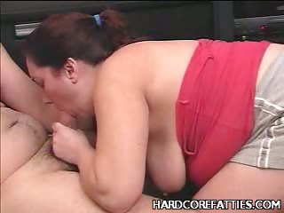 Porn Tube of Cock Starved Bbw Crammed