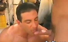 Bodybuilder Fucked In The Ass