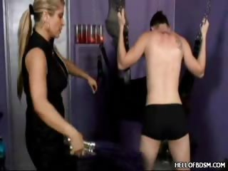 Porno Video of Bdsm Ball Torture