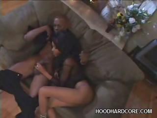 Porno Video of Horny Black Chick