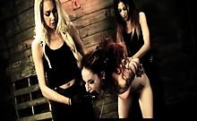 FetishNetwork Nikki Bell rough bdsm sex