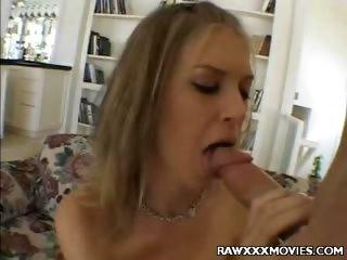 Porn Tube of Blonde Hardcore Fucking