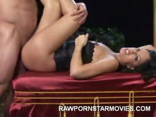 Porno Video of Racy Pornstar Fucking