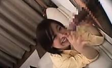 Japanese Girl Masturbating