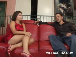 Porno Video of Busty Redhead Milf Bailey Brooks