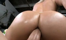 Naughty Playgirl Receives Anal Fuck
