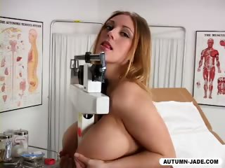 Porno Video of Autumn Gyno Exam
