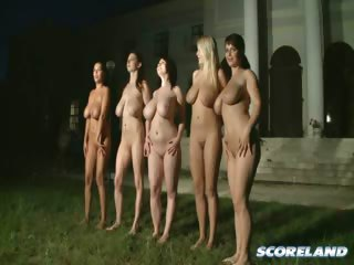Porno Video of Hungarian Lineup