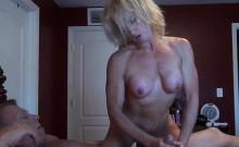 Mature Mandy Foxx Gets Fucked