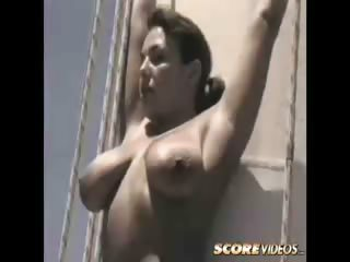 Porno Video of Ben Dover Does The Boob Cruise