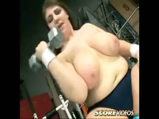 Porno Video of Busty Big-uns: Jane Blow