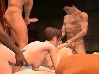 garagegang best 3d hentai porn clips