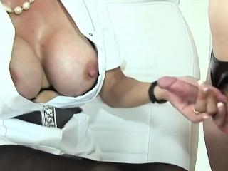 unfaithful british mature lady sonia reveals her huge tits