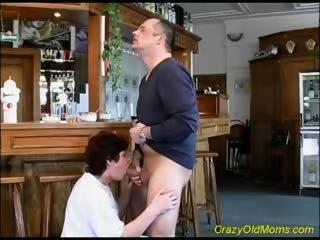 mature lady enjoying cock