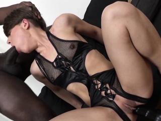 milf fucked black cock hardcore interracial anal sex