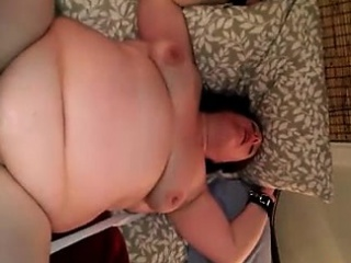chubby amateur wife creampie