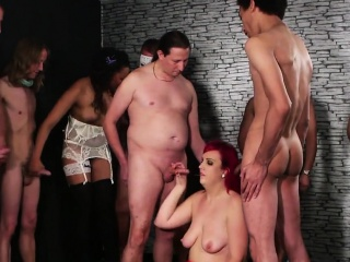 wicked idol gets sperm load on her face gulping all the ejac