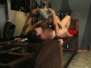 this bonded whore tears up in way out humiliation scene