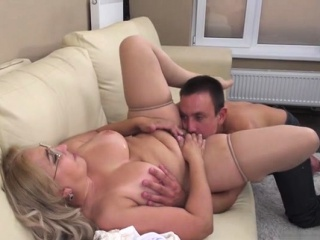 hot mature blowjob with cum in mouth