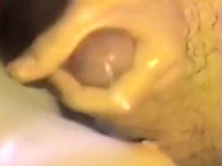 small tit milf cumhozed in 70s clip